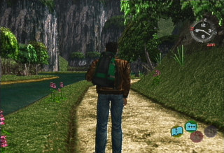 Plane Fighting Games >> The Shenmue 2 Review.