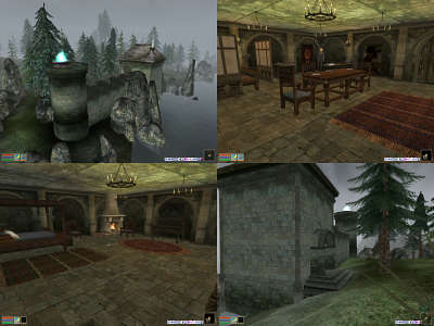 John's Morrowind Fan Site